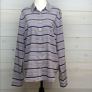 Jcp Button Up Top